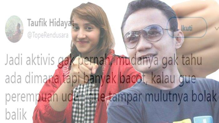 Ramai Diperbincangkan Caleg Akan Tampar Tsamara Amany, Yunarto Wijaya : Hebat Juga Kadernya Pak SBY