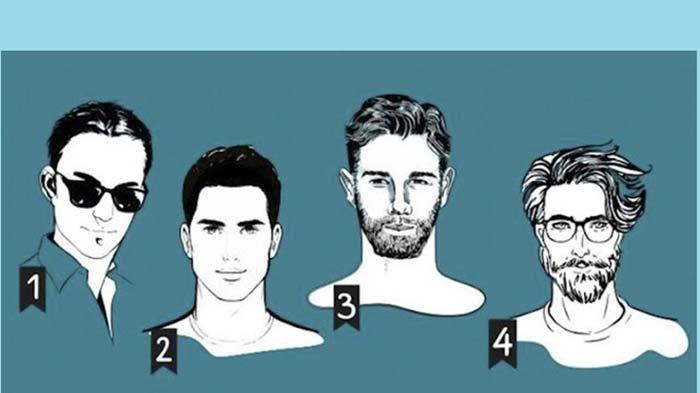 Tes Kepribadian : Pilih Pria Mana yang Menurut Anda Paling Tampan, Bakal Ungkap Karakter Jodohmu