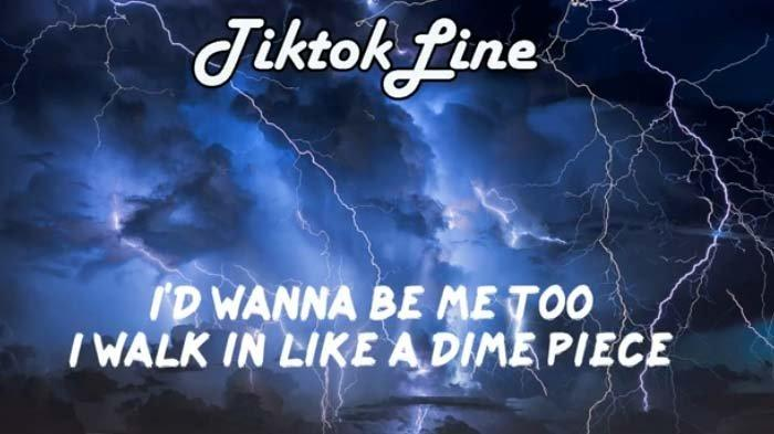 Download Lagu TikTok Meghan Trainor Me Too - Lirik Lagu TikTok I Walk In Like a Dime Piece