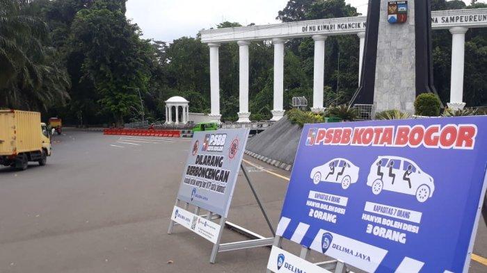 BREAKING NEWS - PSBB Kota Bogor Diperpanjang Selama Satu Bulan