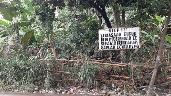 Sampah di Tepi Jalan Raya Pabuaran Dibersihkan Petugas, Ini Kata Camat Bojonggede