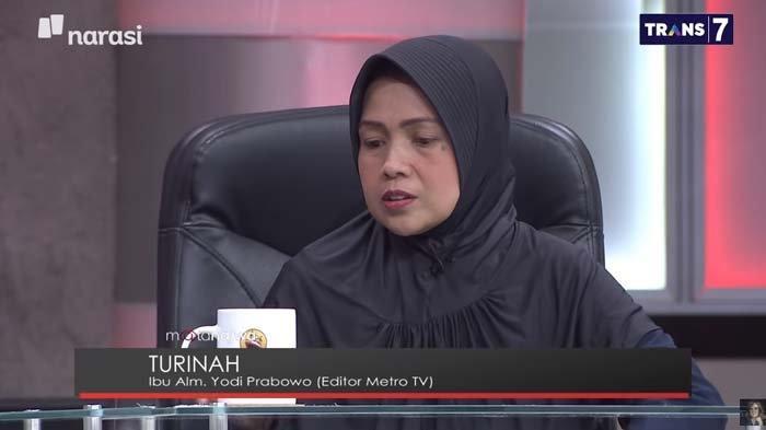 Duga Editor Metro TV Dibunuh karena Motif Asmara, Ibunda Akui Yodi Pernah Ngeluh Ini Sebelum Tes HIV