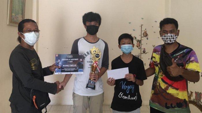 Jaga Silaturahmi, Karang Taruna Pesona Cilebut 2 Bogor Menggelar Turnamen Esport