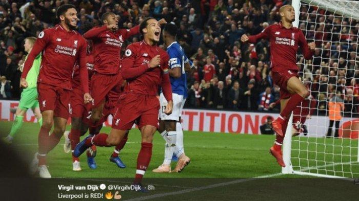 Prediksi Susunan Pemain Liverpool Vs Manchester United - Derbi Inggris yang Dibayangi Krisis
