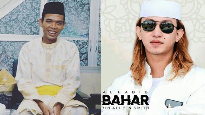 Pandangan UAS Soal Isi Ceramah Habib Bahar bin Smith, Sebut Gayanya Memang Seperti Itu 'Berapi-api'