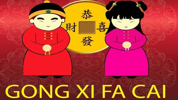 Kumpulan Ucapan Selamat Tahun Baru Imlek Selain Gong Xi Fat Cai, Berisi Doa dan Harapan Kebahagiaan