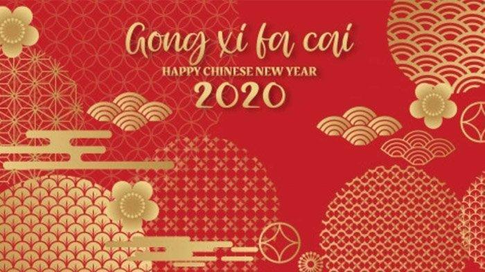 Deret Ucapan Selamat Tahun Baru China, Imlek 2020 dalam Bahasa Mandarin dan Indonesia