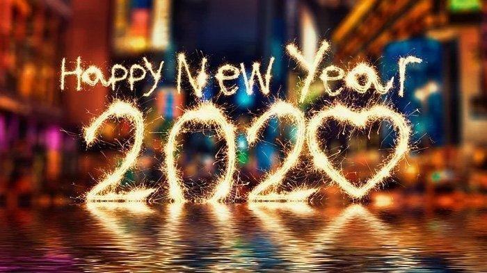 50 Ucapan Selamat Tahun Baru 2020 dalam Bahasa Inggris - Indonesia, Cocok untuk Posting di IG dan FB