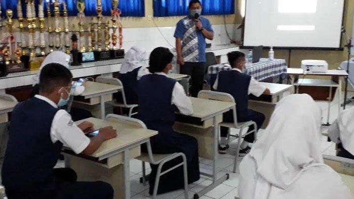 Tiga Siswa Diduga Terpapar Corona, Uji Coba PTM di Sebuah SMA di Leuwiliang Bogor Ditutup Sementara