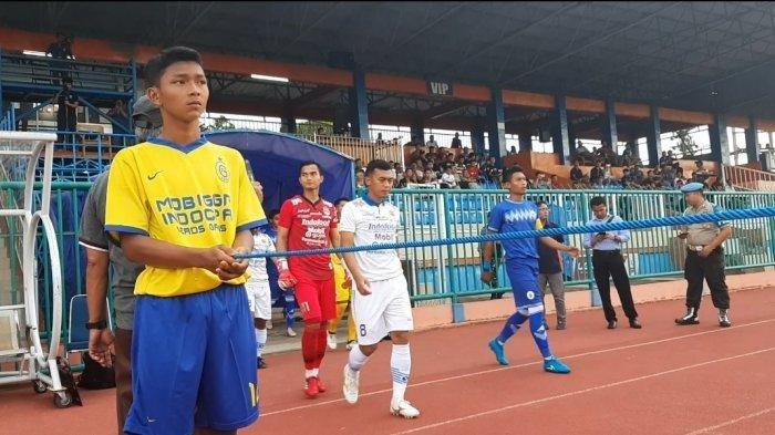 Uji Coba Hadapi PSCS Cilacap, Persib Bandung Kalah