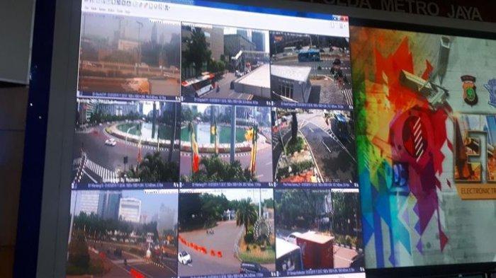 12 Kamera CCTV Untuk E-Tilang Dipasang di 10 Titik, Jangan Main HP Sambil Berkendara !