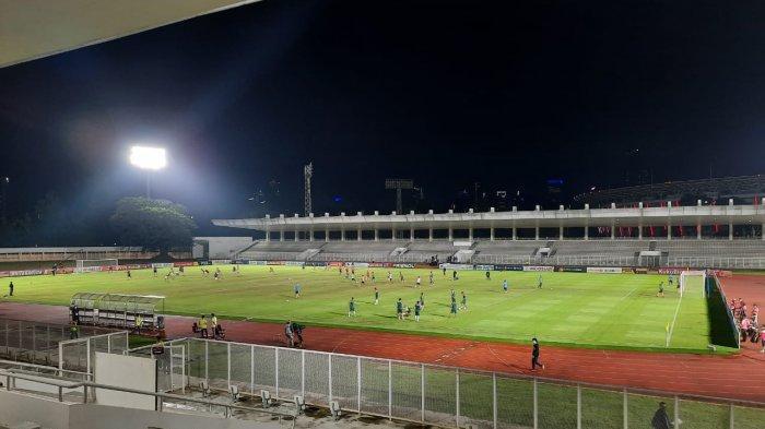 Timnas Indonesia U-23 vs Persikabo 1973, Kadek Agung Sumbang Gol