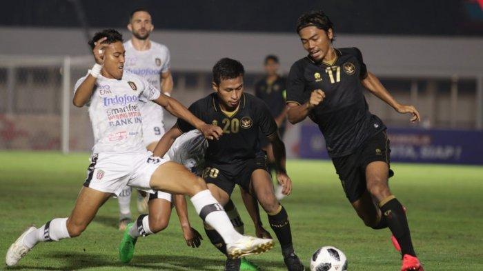 Bali United Dikalahkan Timnas Indonesia U-23, Ini Kata Stefano Cugurra