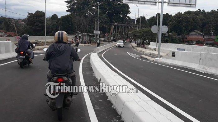 Resmi Diujicoba, Begini Sistem Lalu Lintas di Flyover Jalan RE Martadinata
