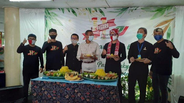 Ulang Tahun ke-11, Perumda PPJ Kota Bogor Kembangkan Pasar Tradisional Jadi Daya Tarik Wisata