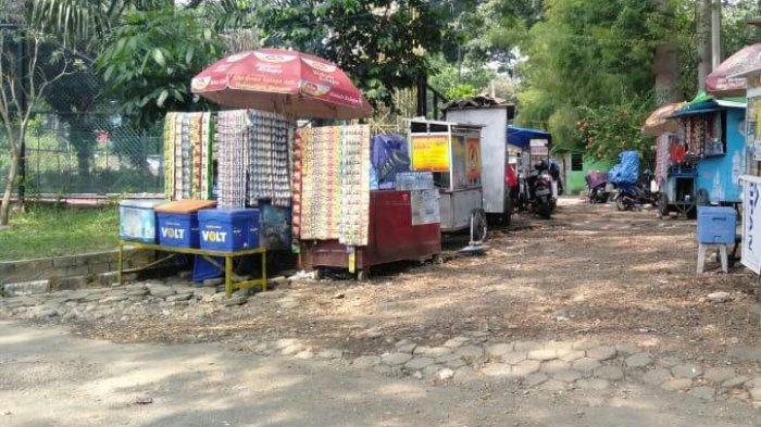 Masih Pandemi Covid-19, Penataan Sentra Kuliner di Sempur Bogor Ditunda