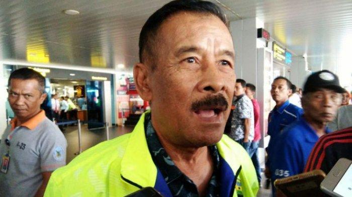 Umuh Muchtar Minta Pemain Persib Bandung Tidak Berkeliaran
