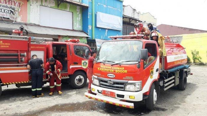 Ini Penyebab Kebakaran yang Terjadi di Desa Bojonggede Bogor