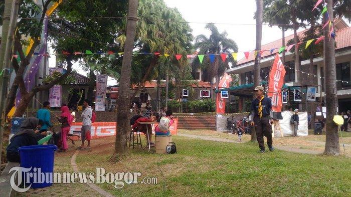 Universitas Gunadarma Gelar Kompetisi Panjat Tebing, Banyak Peserta Datang Dari Pulau Seberang