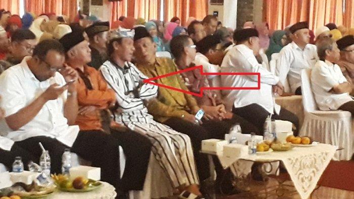 Hadiri Acara Halal Bihalal PKS, Ketua DPRD Kota Bogor Tampil Nyentrik