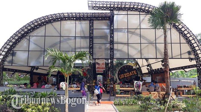Mampir ke Kafe Up2Date di Cibinong, Desain Interiornya Unik dan Banyak Pilihan Menu
