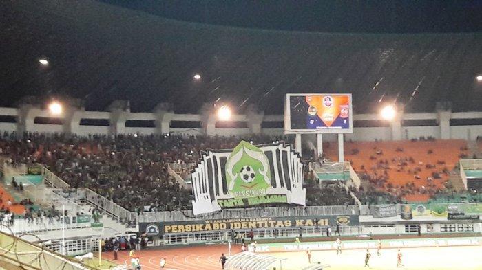 PS Tira Persikabo vs Borneo FC, Dukungan UPCS dan Kabomania Menggema di Stadion Pakansari