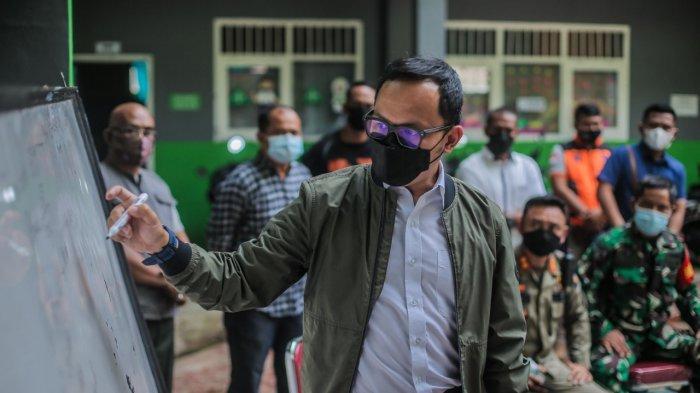 Update Kasus Covid-19 di Ponpes Bina Madani - Total 93 Positif, 24 Orang Dinyatakan Sembuh