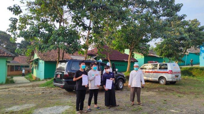 Kabar Baik, 82 Pasien Covid-19 dari Klaster Ponpes di Kota Bogor Dinyatakan Sembuh