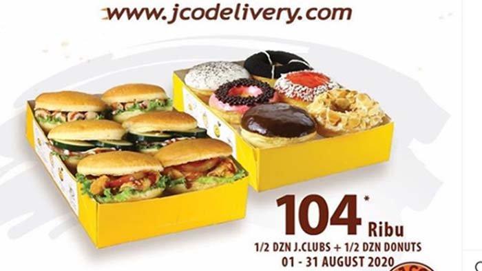 Deretan Promo Gerai Makanan Awal Agustus 2020: Ada Harga Spesial Richeese, JCO sampai Akhir Bulan
