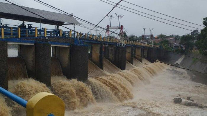 Bogor Diguyur Hujan, TMA Ciliwung di Bandung Katulampa Siaga 3