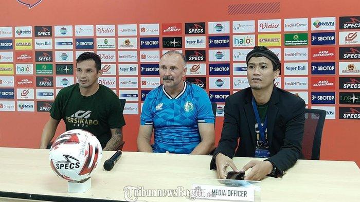 Pelatih PS Tira Persikabo Ungkap Kunci Sukses Tekuk Persita Tangerang