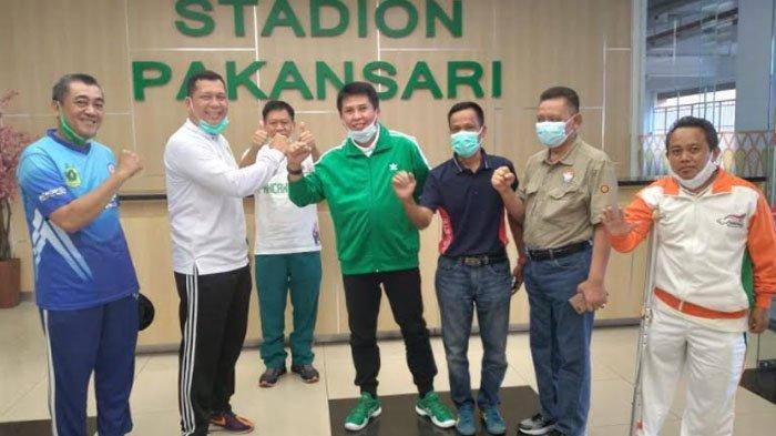 Tim Sepak Bola Kabupaten Bogor untuk Porprov XIV Jawa Barat Optimis Raih Prestasi
