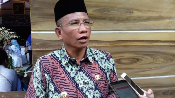 Wakil Wali Kota Usmar Hariman Hari Ini Hadiri Bakti Sosial Forum Komunikasi warga Pakuan Hill