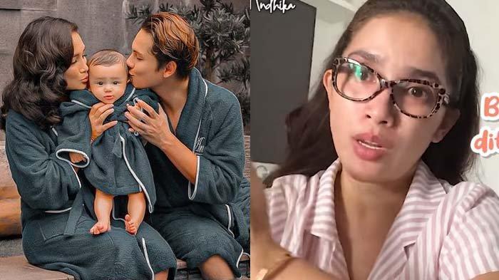 Ussy Positif Covid-19, Baby Saka Dilarang Minum ASI, Istri Andhika Nangis Histeris : Duniaku Runtuh