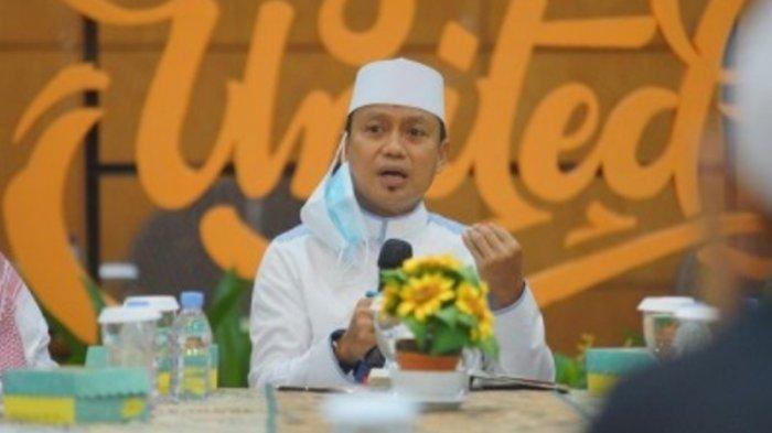 Ustaz Das'ad Latif Bubarkan Jamaahnya Demi Cegah Covid : Mau Dengar Ceramah tapi Wabah Lebih Bahaya