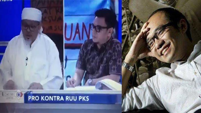 Tengku Zulkarnain Ralat Ucapan Saat Bahas RUU PKS, Yunarto Wijaya : Ngoceh Dulu Baru Mikir