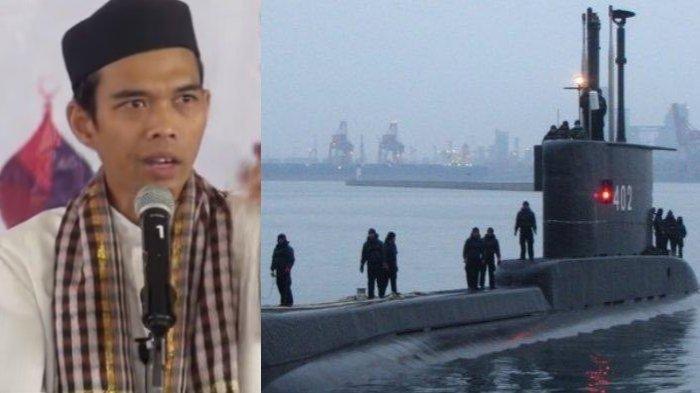 UAS Ajak Patungan Beli Kapal Selam, Gus Nadir Ingatkan Donasi KM50: Gak Elok Lihat Kalian Ribut Lagi