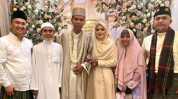 Resmi Menikah, Ini Mahar Ustaz Abdul Somad untuk Fatimah Az Zahra