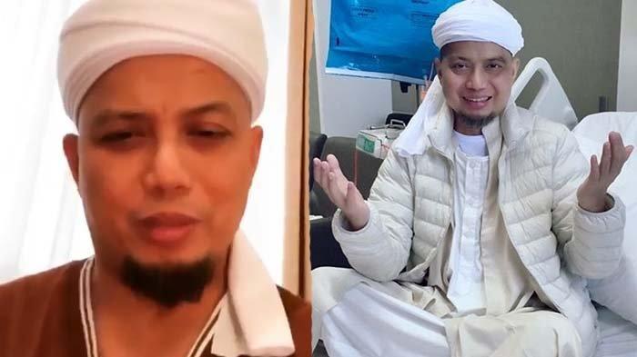 Sebelum Wafat, Ustaz Arifin Ilham Sempat Salat & Tulis Kata-kata Terakhir: Bismillah, Ketemu Allah