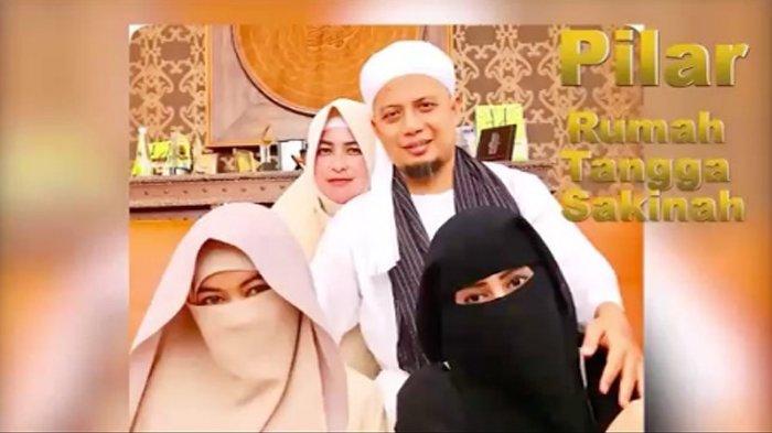 Ustaz Arifin Ilham Wafat Tinggalkan Bayi dari Istri Ketiga, Umi Akhtar:Belum Pernah Dipeluk & Dicium