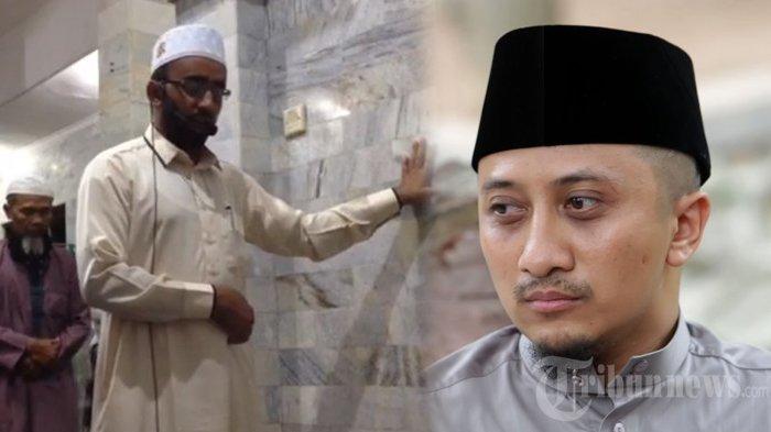 Ustaz Yusuf Mansur Menangis Lihat Imam Ini Bergeming Saat Gempa: Padahal Boleh Tinggalkan Shalat