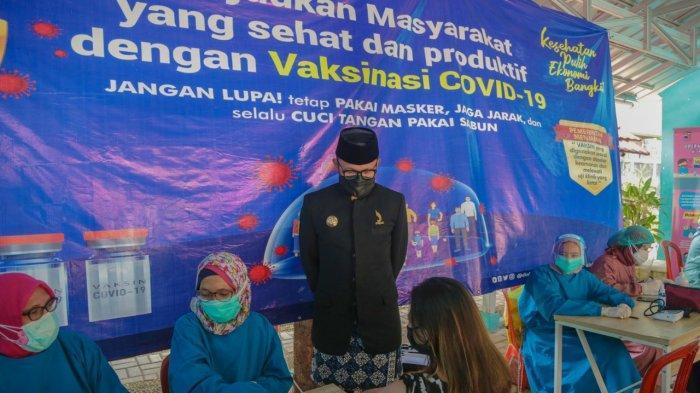 UPDATE Capaian Vaksinasi Covid-10 di Kota Bogor, Jumlah Remaja yang Divaksin Masih Rendah