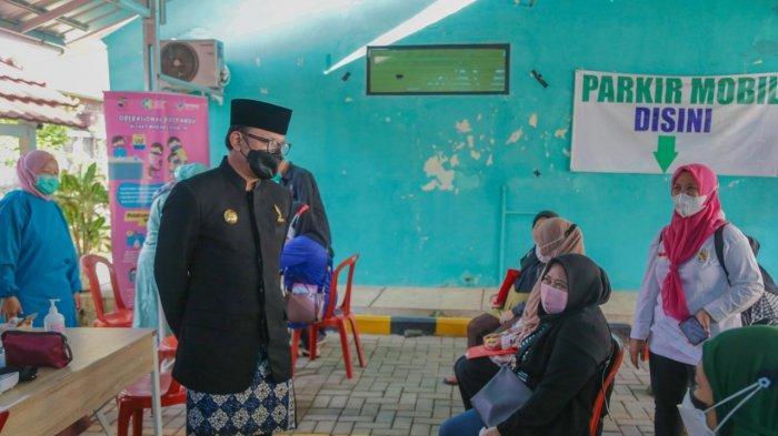 Pemerintah Kota (Pemkot) Bogor memberikan vaksin kepada ibu hamil serentak di 25 Puskesmas yang ada di Kota Bogor.