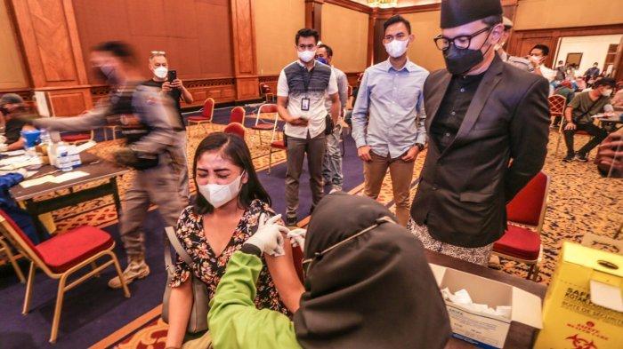 Bima Arya Targetkan 10 Ribu Warga Bogor Divaksin Massal