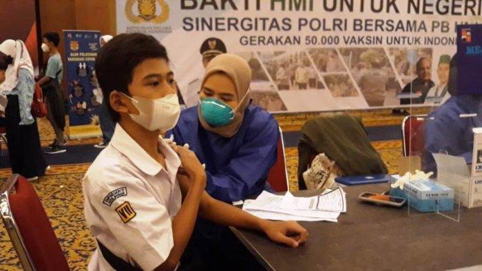 Vaksinasi Covid-19 di Kota Bogor Capai 55,25 Persen, Targetkan 100 Persen September Mendatang