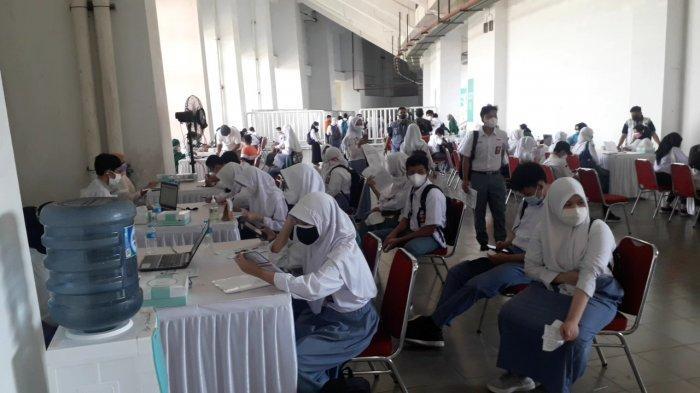 Kejar Target Vaksin 100.000 Orang per Hari, Pemkab Bogor Minta Bantuan Tambahan Tenaga Vaksinator