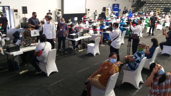 Vaksinasi Jurnalis Jabodetabek Mulai Dilakukan Hari Ini di GBK
