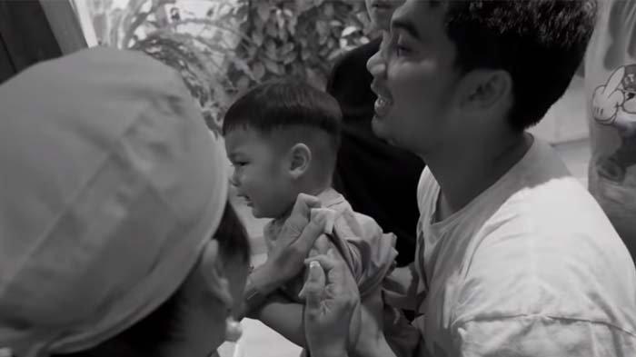 Bikin Dokter Kewalahan, Kiano Alami Insiden Ini saat Vaksin, Istri Baim Wong Panik : Berdarah-darah
