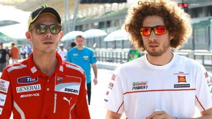 Jadwal MotoGP Prancis 2020 di Trans 7, Ayah Lorenzo Sebut Rossi Berubah Setelah Kematian Simoncelli