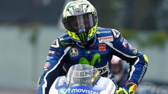 MotoGP Jerman: Ini Penyesalan Valentino Rossi Usai Gagal Juara di Sirkuit Sachsenring